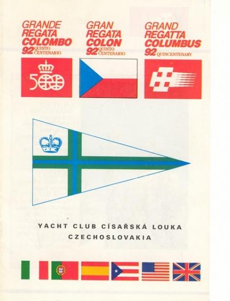 Regata Columbus 1992
